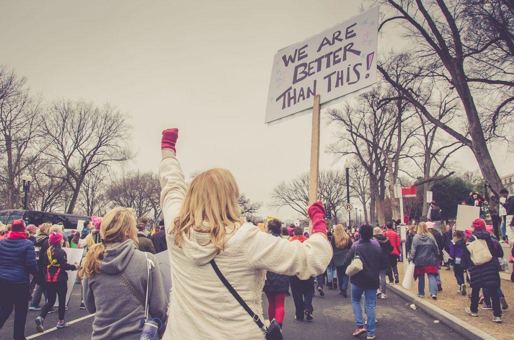 8 mars, journée (de la femme) des droits des femmes!